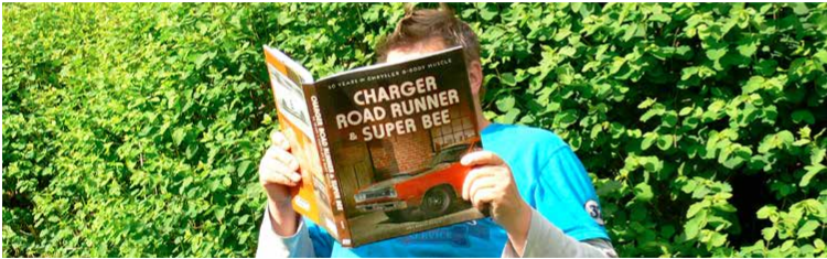 Been Reading Issue 1